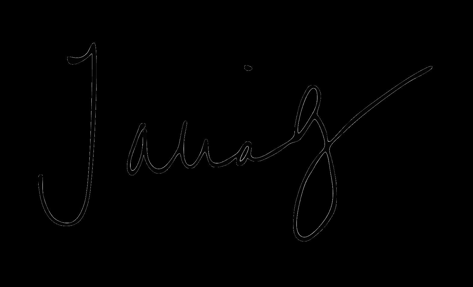 Talia signature